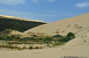 Giant Sand Dunes, Northland. Taken by RAIMEDIA PHOTO